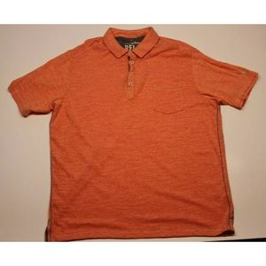 Mens XL Tommy Bahama Relax polo shirt golf rayon